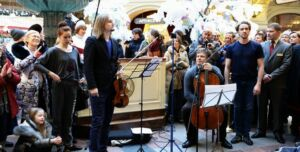 Russian violinists compete for Queen Elizabeth Prize